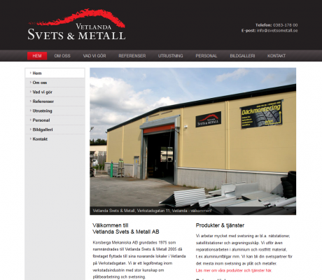 Vetlanda Svets & Metall AB