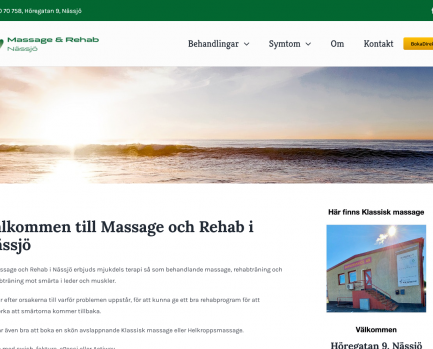 Massageochrehab.se